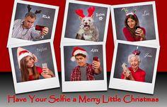 13 Wonderful Homemade Christmas Cards | Mental Floss