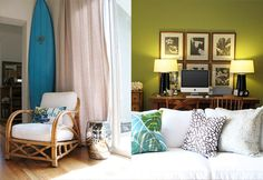 beachy chic decor
