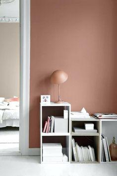 La couleur saumon – les tendances chez les couleurs d\'intérieur en ...