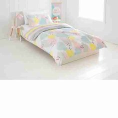 Comes in Double and Single Bedding Shop, Linen Bedding, Beds Online, Quilt Cover Sets, Little Girl Rooms, Home Entertainment, Double Beds, Girls Bedroom, Bedrooms