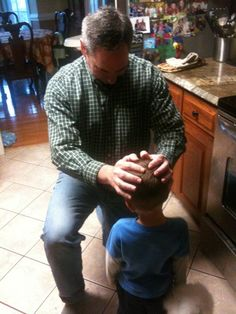 The Power of a Blessing | Boy Dads