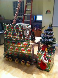 2011 Holiday Cheer at the office