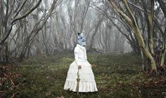 The Kids Are All Right: Polixeni Papapetrou Mixes Costume, Camouflage and Child's Play