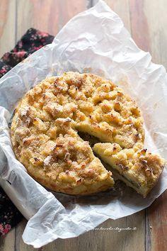 Sbriciolata di Patate - Ricetta Sbriciolata di patate