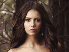 Nina Dobrev would be a great choice for Bettany Sendris, heroine of The Wolf of Harrow Hall.
