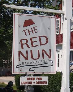 The Red Nun Chatham Mass  I would die for a Wachusett Blueberry and some fried lobster right now!!!