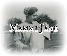 Mammi Jane - Pennsylvania, Mennonite, religion, ghost, afterlife, apparition, paranormal, eyewitness account, unexplained activity, unknown phenomena, - http://www.phantomsandmonsters.com/2017/03/mammi-jane.html