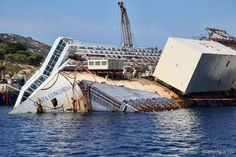 The Costa Concordia two years later