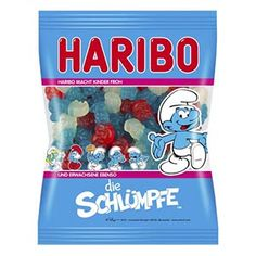 Haribo Puffi 100g caramelle gommose | Online shopping store