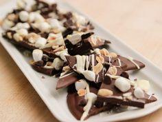 Get Peanut Rocky Road Bark Recipe from Food Network