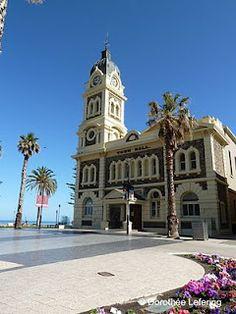 Glenelg, Mosely Square, Adelaide, South Australia • Adelaide's beaches