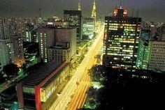 São Paulo, Brazil: My Birthplace
