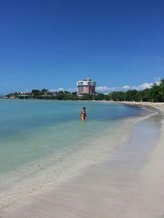 Playa Santa, Guanica, Puerto Rico
