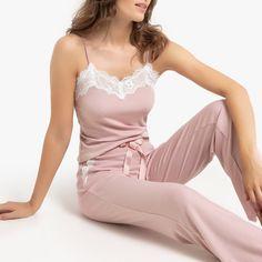 Cute Sleepwear, Sleepwear Women, Pajamas Women, Pijama Satin, Pink Outfits, Fashion Outfits, Jolie Lingerie, Nightgown Pattern, Shorty