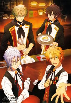Amnesia is one such game, from Otomate, whose parent company is Idea Factory. Description from lehst.wordpress.com. I searched for this on bing.com/images