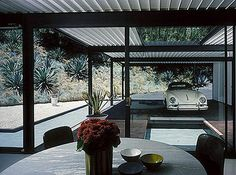 Maison Pierre Koenig - Architecture - Los Angeles