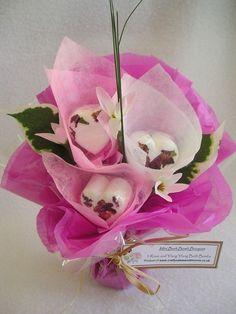 Mini Bath Bomb Bouquet