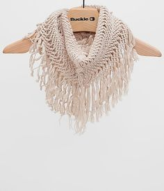 Open Weave Scarf at Buckle.com
