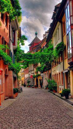 Lovelly street