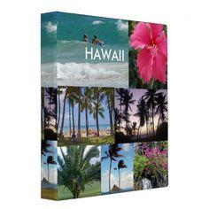 Heavenly Hawaii Binder - Khoncepts