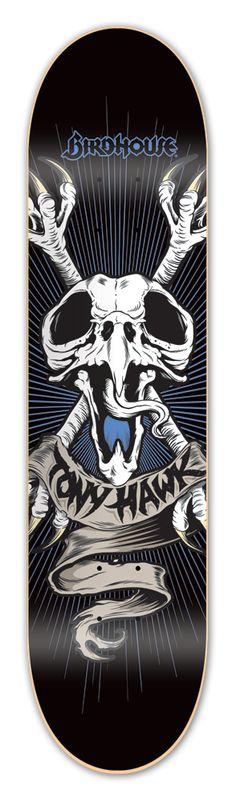 Birdhouse deck Tony Hawk! Birdhouse Skateboards, Pro Skateboards, Old School Skateboards, Skateboard Deck Art, Longboard Decks, Skateboard Design, Longboarding, Wakeboarding, Skateboard Companies