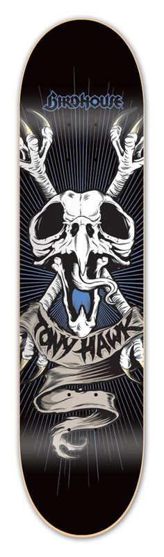 Birdhouse deck Tony Hawk! Birdhouse Skateboards, Pro Skateboards, Old School Skateboards, Skateboard Deck Art, Longboard Decks, Skateboard Design, Skateboard Companies, Posca Art, Skate And Destroy