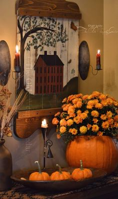 Primitives for Fall …