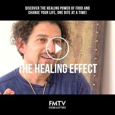 Discover the healing power of food and change your life, one bite at a time! Watch The Healing Effect on FMTV!   http://www.fmtv.com/watch/the-healing-effect