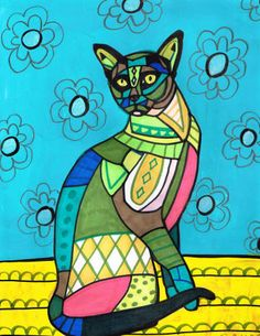 NEW Original Tonkinese - part of my 42 cat breed series