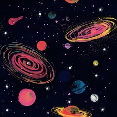 We are part of this universe; We are in this universe, but perhaps more important than both of those facts, is that the universe is in us Art And Illustration, Merian, Art Plastique, Outer Space, Astronomy, Cosmic, Psychedelic, Art Inspo, Artsy