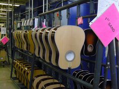 Factory Tour: The Making of Martin Guitars