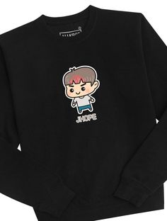 Bangtan Style. Our premium Crew Sweatshirts are extra soft and made out of an 80/20 Cotton/Poly blend. Heather Grey crews are a 75/25 Cotton/Poly blend. This is a unisex item. Guys should get the same