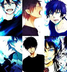 Rin Okumura - Blue Exorcist, Ao no Exorcist Ao No Exorcist, Blue Exorcist Anime, All Anime, Anime Guys, Manga Anime, Anime Art, Anime Stuff, Rin Okumura, Shiro Fujimoto