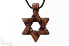 Star of David Jewish Symbol Jewelry  Shield of by CristherArt