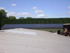 Commercial Farm Solar PV System Barn