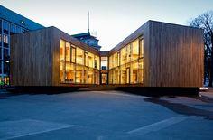 VM Pavilion, Oslo, Norway