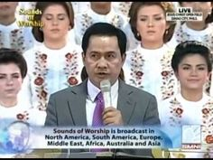 Anniversary: 'Spiritual Revolution' by Pastor Apollo C. Quiboloy on. Son Of God, Apollo, Worship, North America, Revolution, Spirituality, Anniversary, World, Youtube