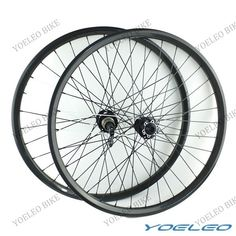 30mm Breed 26er Carbon MTB Clincher Wielen 20MM met Novatec Naven D881SB D882SB