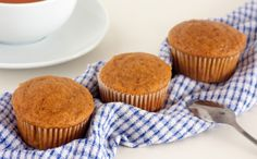 Sweet Potato Muffins (Gluten-Free)