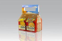 Muymuy milk, 4 pack
