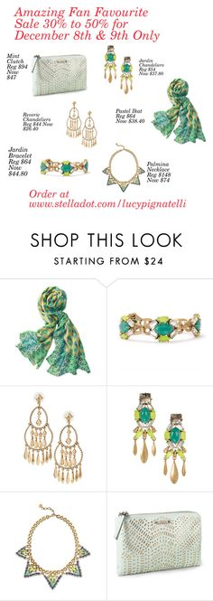 """""""Two Day Only Sale!!! December 8th & 9th"""" by lucypignatelli on Polyvore featuring Stella & Dot"""