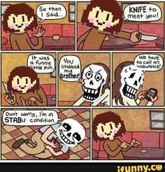 Undertale, f-ing_chara <--- Funniest part is that that could be one of his actual responses...