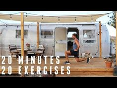 20 HIIT exercises in 20-minutes - The Running Bug