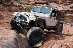 AEV Hemi Jeep LJ