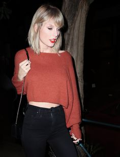 Taylor Swift out and about in NYC | October 13th, 2016