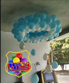 Colgante de globos