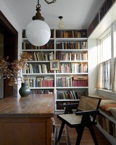 Ford Interior, Interior Design, Bentwood Chairs, Home Again, Laminate Countertops, Wooden Cabinets, Kitchen Cabinetry, Vintage Chairs, Architectural Digest