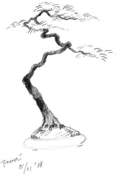 Искусство бонсай проекта - художественный галерее: иллюстрации Руди Julianto