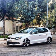 VW Polo GTi - exactly what I am after Vw Polo Modified, Polo Gti, Mk6 Gti, Hatchback Cars, Volkswagen Polo, S Car, Custom Cars, Dream Cars, Golf