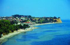 Makrygialos - Pieria Regional Unit - Greece Sandy Beaches, Greece Travel, Beautiful Islands, Olympus, Regional, Travel Inspiration, Landscaping, The Unit, River
